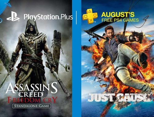 PlayStation Plus – August 2017