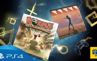 PS Plus November free games