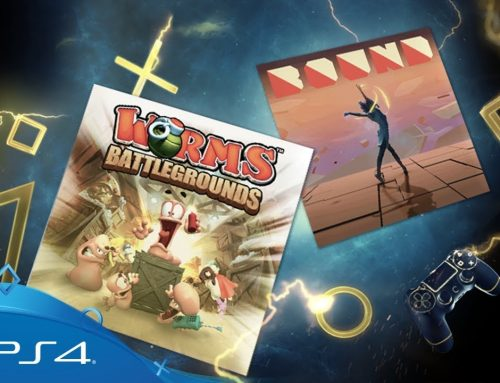 PlayStation Plus Free Games – November 2017