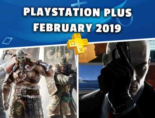 PlayStation Plus Free Games – February 2019