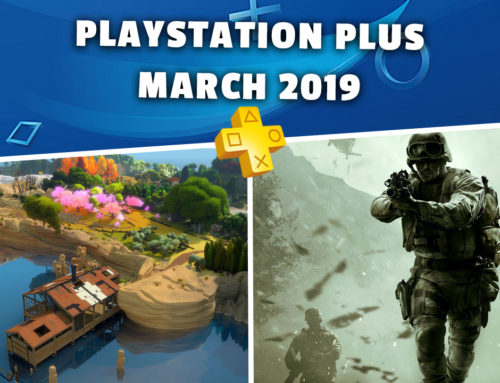 PlayStation Plus Free Games – March 2019