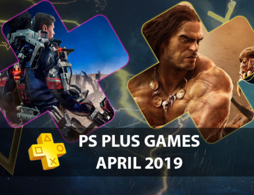 PlayStation Plus free games – April 2019