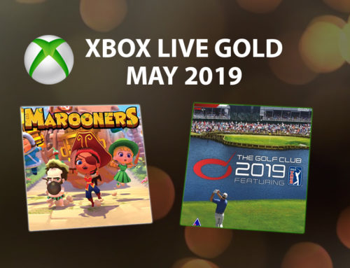 Xbox Live Gold Free Games – May 2019