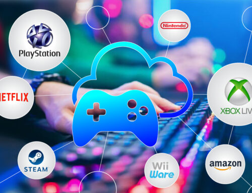 Digital future of the gaming world
