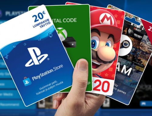 5 Good Reasons to Purchase Games Using a Gift Card