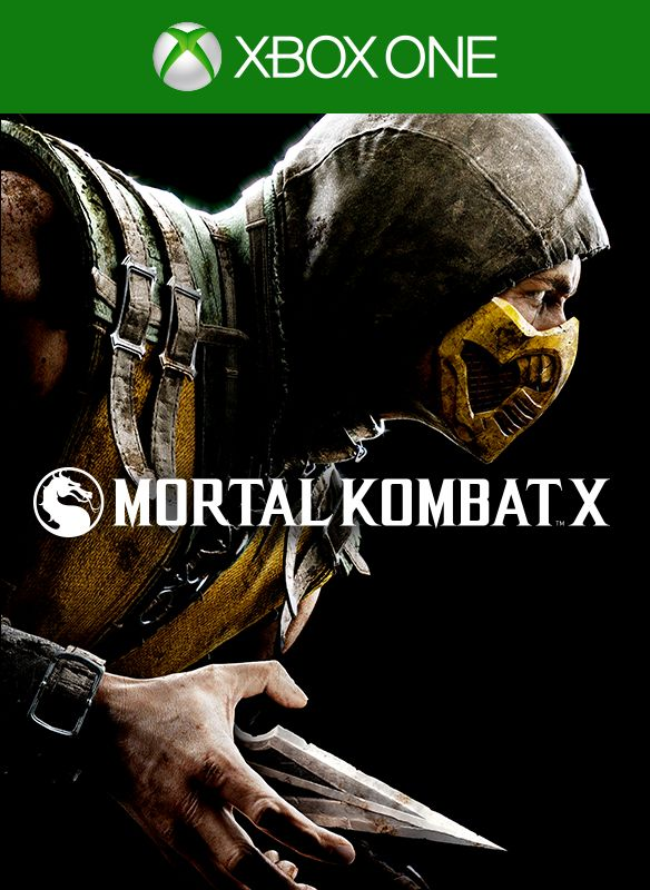 Mortal Kombat X Xbox One Punktid