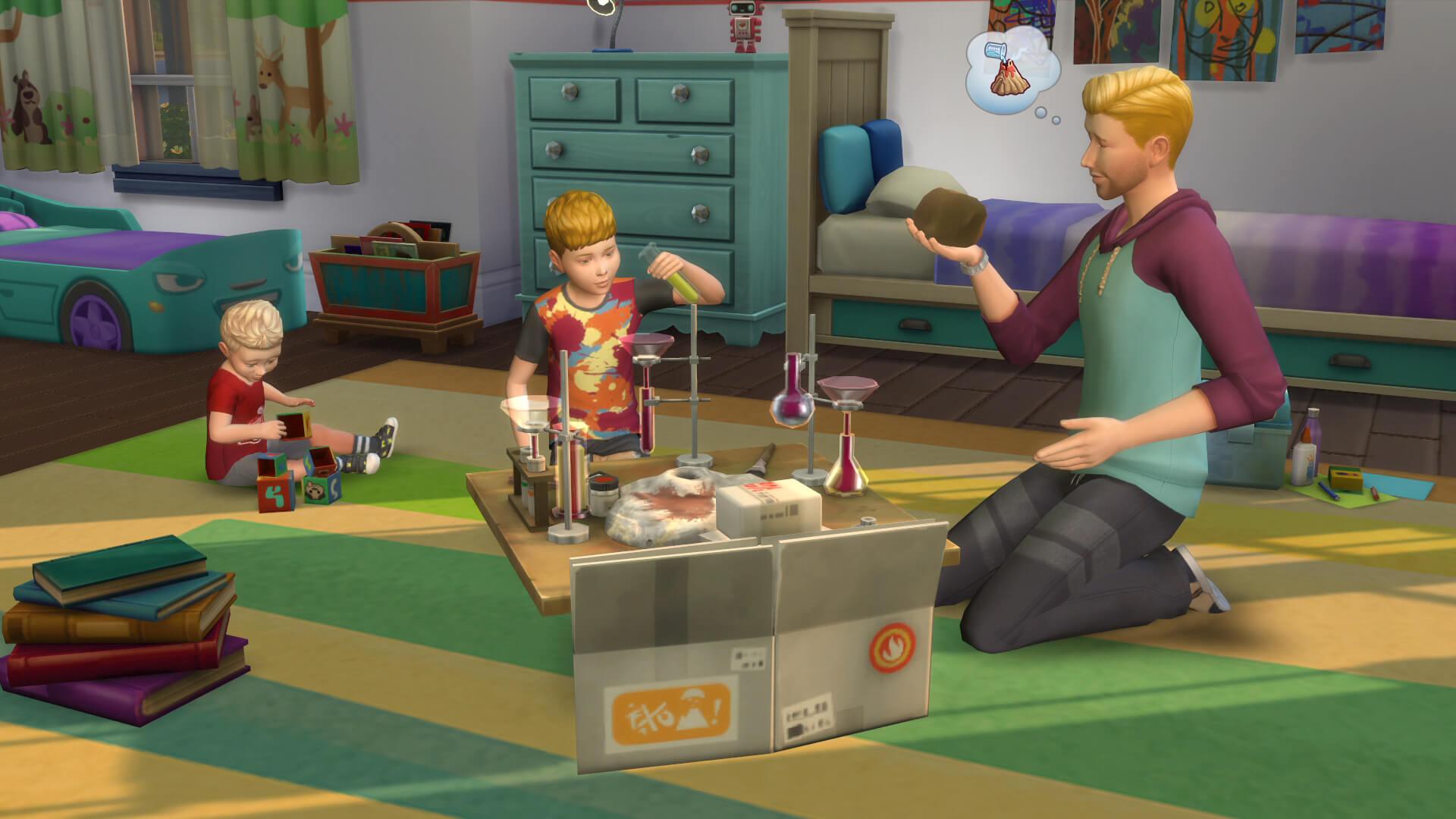 The Sims 4 Bundle Pack 5 Pc Mac Punktid
