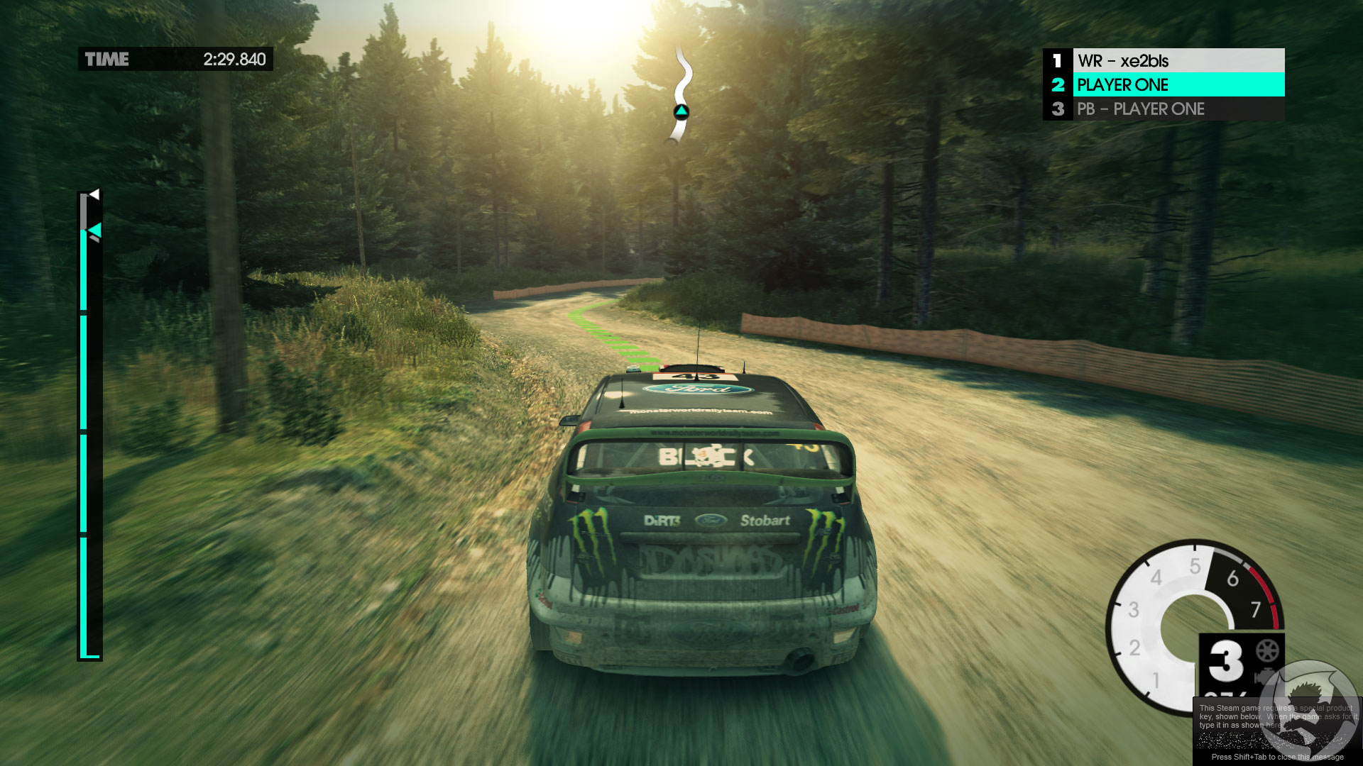 how to download dirt 3