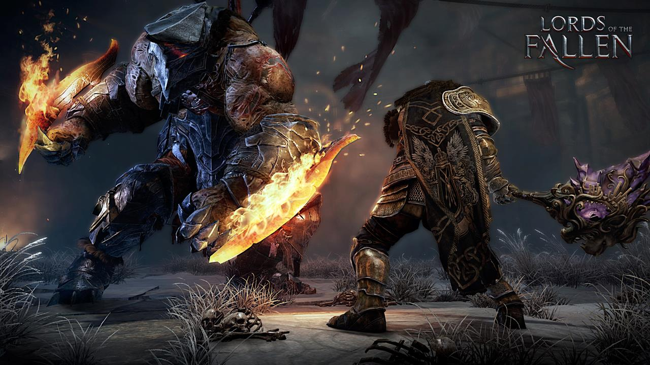 Image result for lords of the fallen classes