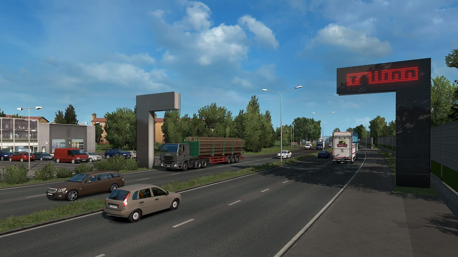 Euro Truck Simulator 2: Beyond The Baltic Sea DLC (PC) | Punktid