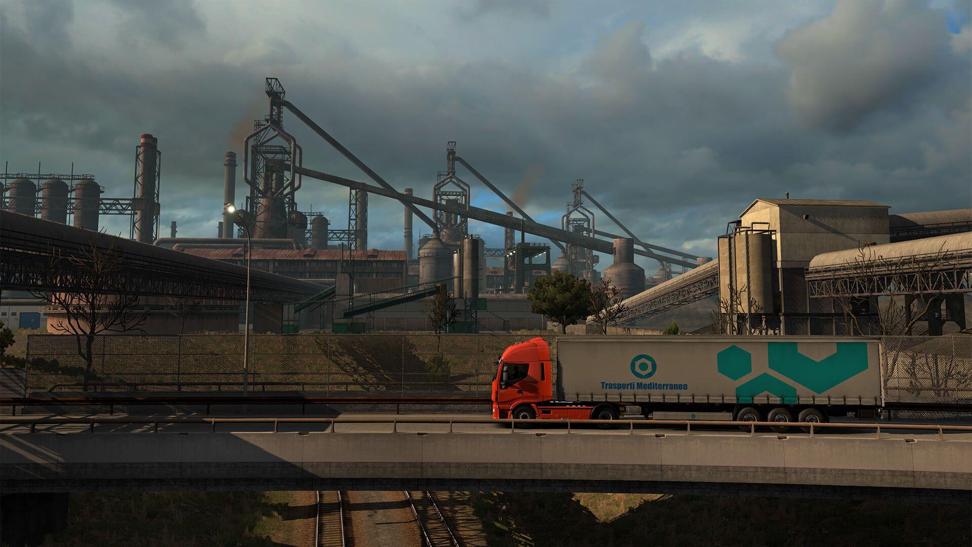 Euro Truck Simulator 2 - Italia DLC (PC) | Punktid