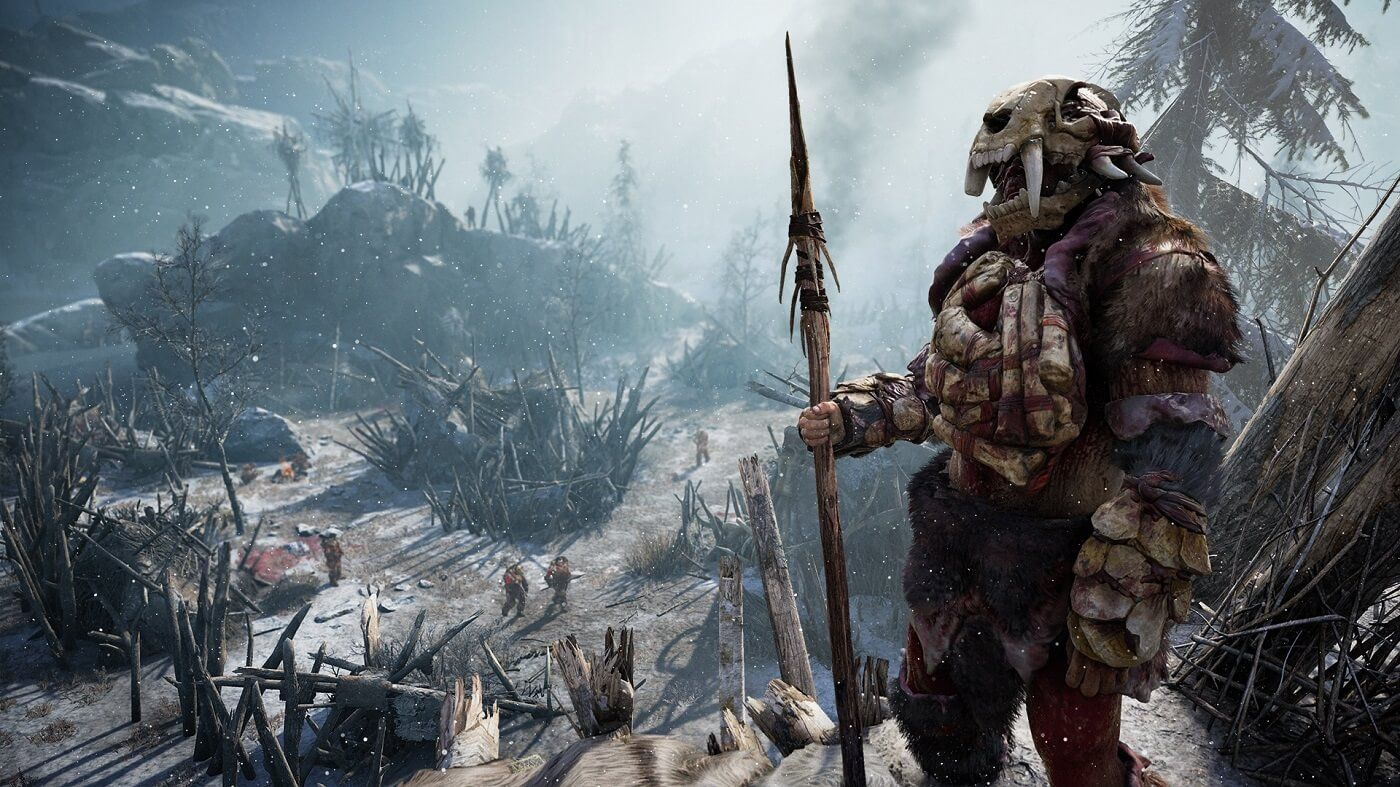 Far Cry Primal Official Game Keys Directly On Your Email