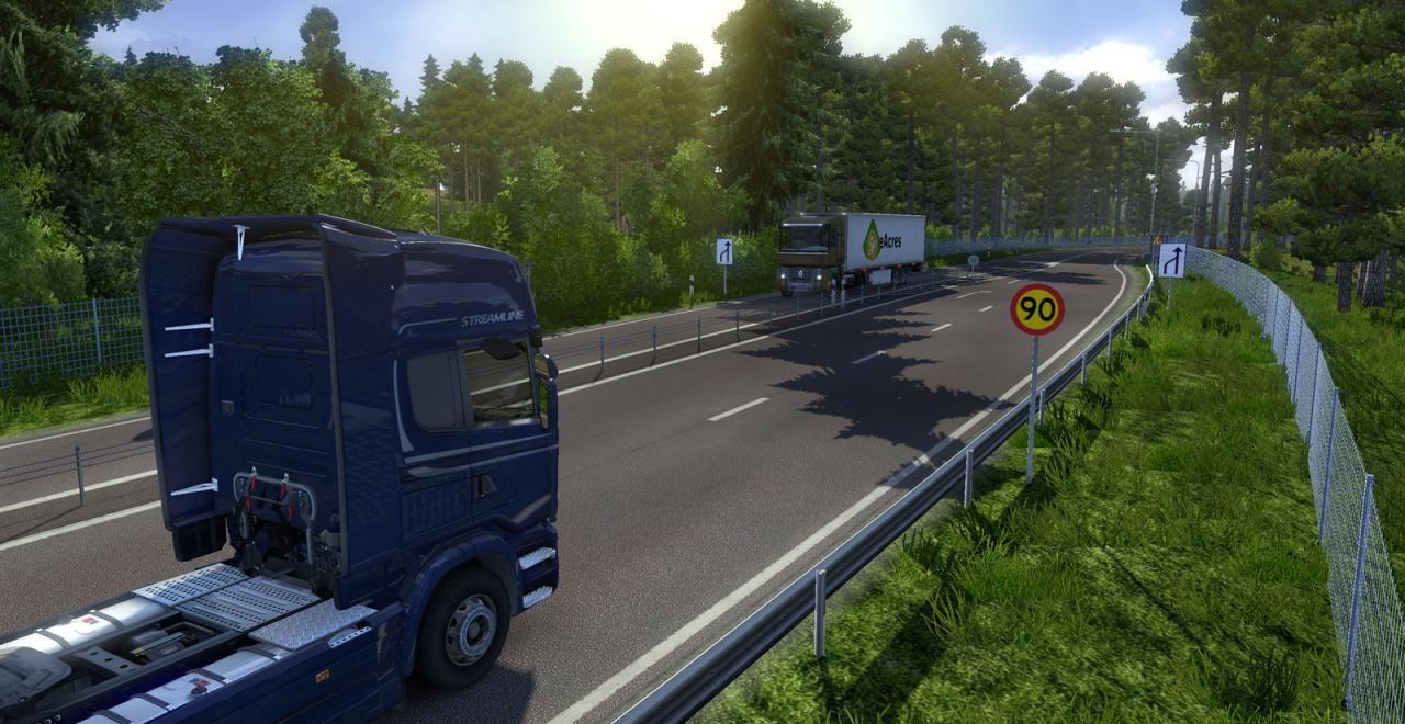 Euro Truck Simulator 2: Scandinavia add-on (PC/MAC) | Punktid