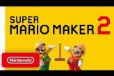 Embedded thumbnail for Super Mario Maker 2 - Nintendo