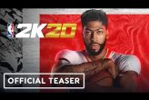 Embedded thumbnail for NBA 2K20 (PC)