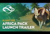 Embedded thumbnail for Planet Zoo - Africa Pack DLC (PC)