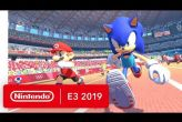 Embedded thumbnail for Mario & Sonic at the Olympic Games Tokyo 2020 - Nintendo Switch