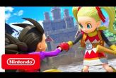 Embedded thumbnail for Dragon Quest Builders 2 - Nintendo
