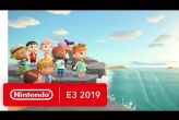 Embedded thumbnail for Animal Crossing New Horizons - Nintendo