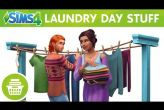 Embedded thumbnail for The Sims 4 - Laundry Day Stuff DLC (PC/MAC)