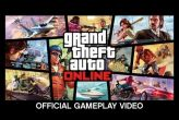 Embedded thumbnail for GTA 5 - Premium Online Edition (PC)