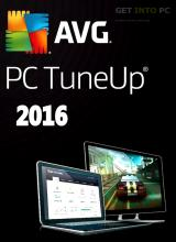 AVG PC TuneUp 2016 (1 User-1 Year)