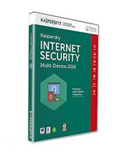 Kaspersky Internet Security Multi-Device 2017 (3 Users, 1 Year)
