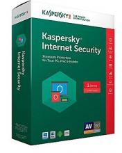 Kaspersky Internet Security 2017 (3 Users, 1 Year)