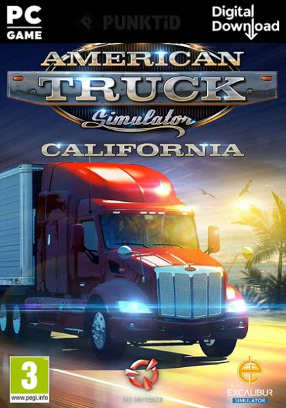 American Truck Simulator (PC/MAC)