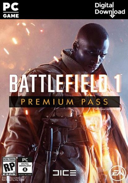 Battlefield 1 Premium Pass (PC)