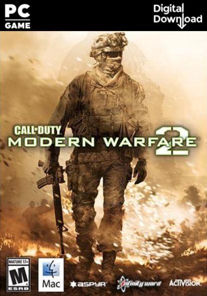 Call of Duty: Modern Warfare 2 (PC/MAC)