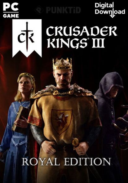 Crusader Kings III Royal Edition For Mac