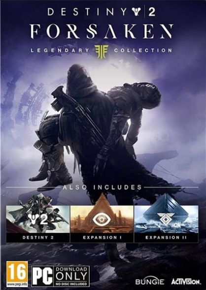 Destiny 2: Forsaken - Legendary Edition (PC)