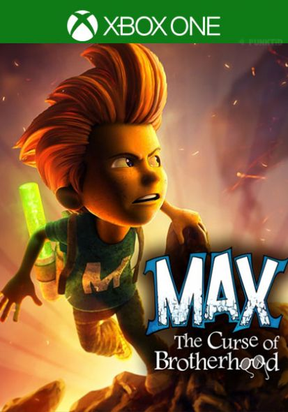 Max: The Curse of Brotherhood - Xbox One