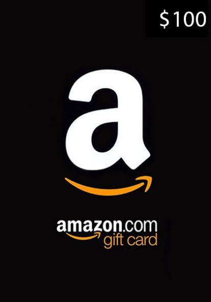 USA Amazon $100 Gift Card