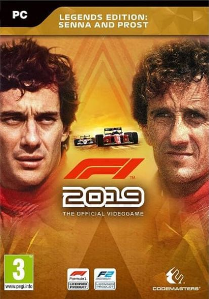 F1 2019 - Legends Edition (PC)