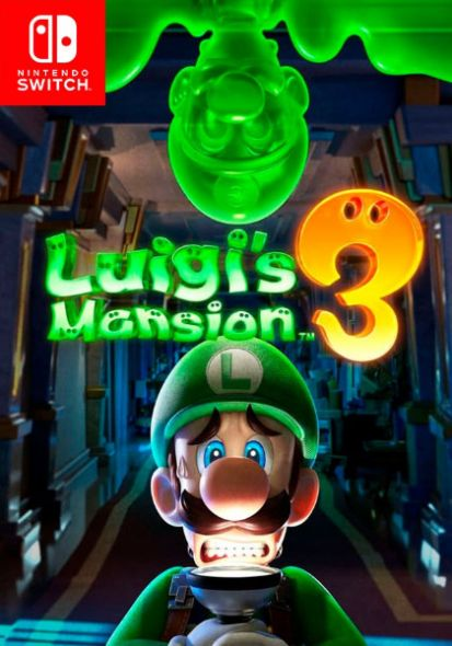 Luigi S Mansion 3 Nintendo Switch Download Key