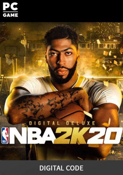 NBA 2K20 - Digital Deluxe Edition (PC)