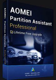 AOMEI Partition Assistant PRO Edition + Lifetime Upgrade (PC)