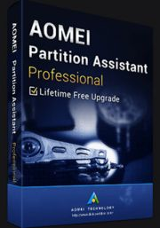 AOMEI Partition Assistant PRO Edition + Lifetime Upgrade (PC)