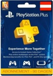Austria PSN Plus 3-Month Subscription Code