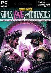 Borderlands 3 - Guns, Love and Tentacles DLC Steam (PC)