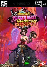 Borderlands 3 - Moxxi's Heist of the Handsome Jackpot DLC (PC)