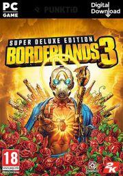 Borderlands 3 - Super Deluxe Edition (PC)