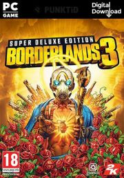 Borderlands 3 - Super Deluxe Edition (PC)