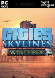 Cities Skylines - Sunset Harbor DLC (PC/MAC)