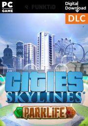 Cities Skylines - Parklife DLC (PC/MAC)