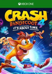 Crash Bandicoot 4 : It's About Time - Xbox One