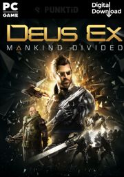Deus Ex: Mankind Divided (PC)