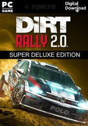 DiRT Rally 2.0 - Super Deluxe Edition (PC)